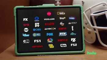 Hulu TV Spot, 'Game Changer: Pro Football' - Thumbnail 6