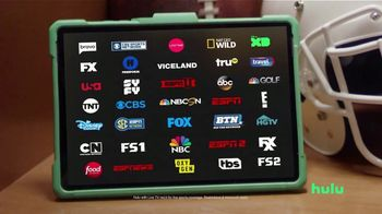 Hulu TV Spot, 'Game Changer: Pro Football' - Thumbnail 7