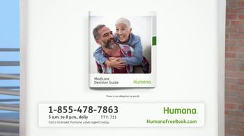 Humana Medicare Advantage Prescription Drug Plan TV Spot, 'The Right Choice' - Thumbnail 3