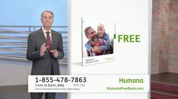 Humana Medicare Advantage Prescription Drug Plan TV Spot, 'The Right Choice' - Thumbnail 7
