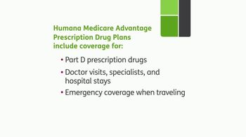 Humana Medicare Advantage Prescription Drug Plan TV Spot, 'The Right Choice' - Thumbnail 9