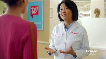 Florajen Probiotics Walgreens TV Spot, 'Feel Better' - Thumbnail 4