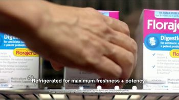 Florajen Probiotics Walgreens TV Spot, 'Feel Better' - Thumbnail 7