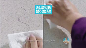 Mr. Clean Magic Eraser TV Spot, 'Impossible Stubborn Messes' - Thumbnail 9