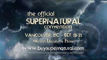 2018 Official Supernatural Convention TV Spot, 'Vancouver, BC' - Thumbnail 4