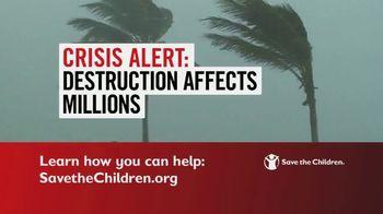 Save the Children TV Spot, 'Crisis Alert: Hurricane Florence' - Thumbnail 2