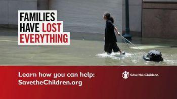 Save the Children TV Spot, 'Crisis Alert: Hurricane Florence' - Thumbnail 3