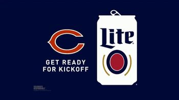 Miller Lite TV Spot, 'Chicago Bears: Get Ready' - Thumbnail 5
