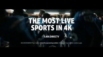 DIRECTV TV Spot, 'Locker Room' - Thumbnail 10