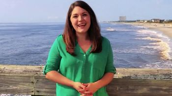 Visit Myrtle Beach TV Spot, 'Fall in Myrtle Beach is a Favorite Time for Many Locals'