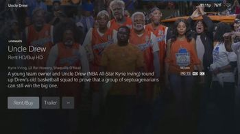 XFINITY On Demand TV Spot, 'Uncle Drew' - Thumbnail 10