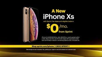 Sprint iPhone Season TV Spot, 'Try Sprint's Network' - Thumbnail 10