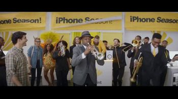 Sprint iPhone Season TV Spot, 'Try Sprint's Network' - 1267 commercial airings