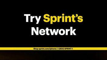 Sprint iPhone Season TV Spot, 'Try Sprint's Network' - Thumbnail 8