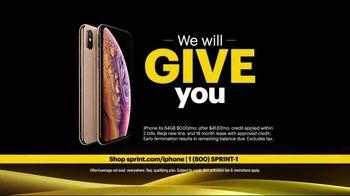 Sprint iPhone Season TV Spot, 'Try Sprint's Network' - Thumbnail 9