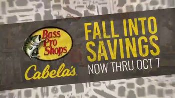 Bass Pro Shops Fall Into Savings TV Spot, 'We Stand Together' - Thumbnail 9