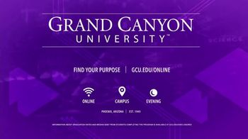 Grand Canyon University TV Spot, 'Online Education Programs' - Thumbnail 9