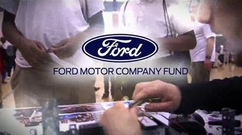 Ford Motor Company Fund TV Spot, 'Our Mission' [T1] - Thumbnail 10