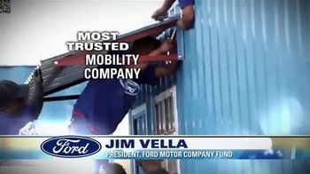 Ford Motor Company Fund TV Spot, 'Our Mission' [T1] - Thumbnail 6