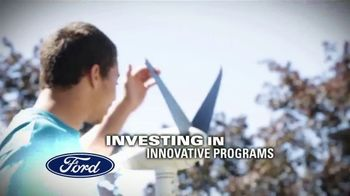 Ford Motor Company Fund TV Spot, 'Our Mission' [T1] - Thumbnail 7