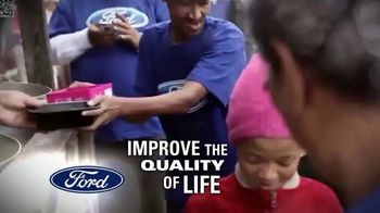 Ford Motor Company Fund TV Spot, 'Our Mission' [T1] - Thumbnail 9
