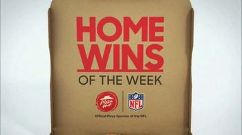 Pizza Hut TV Spot, 'Home Wins of the Week: Browns Comeback' - Thumbnail 8