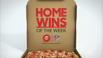 Pizza Hut TV Spot, 'Home Wins of the Week: Browns Comeback' - Thumbnail 2