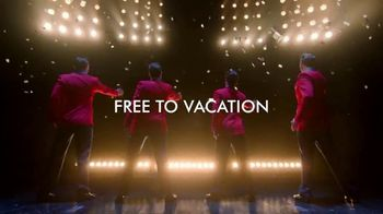 Norwegian Cruise Line Free at Sea TV Spot, 'Out Here You're Free: Five Offers' Song by Pitbull - Thumbnail 6