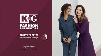 K&G Fall Fashion Event TV Spot, 'Women's Dresses, Suits and Shoes' - Thumbnail 5