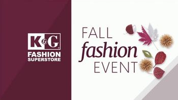 K&G Fall Fashion Event TV Spot, 'Women's Dresses, Suits and Shoes' - Thumbnail 1