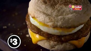 McDonald's $1 $2 $3 Dollar Menu TV Spot, 'Making Mornings Brighter' - Thumbnail 7