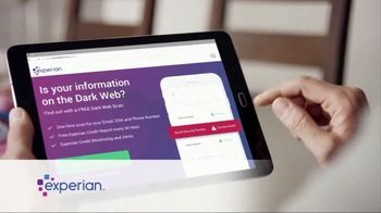 Experian Dark Web Scan TV Spot, 'Is Your Identity on the Dark Web?' - Thumbnail 6