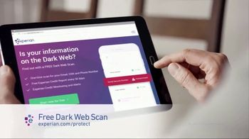 Experian Dark Web Scan TV Spot, 'Is Your Identity on the Dark Web?' - Thumbnail 7