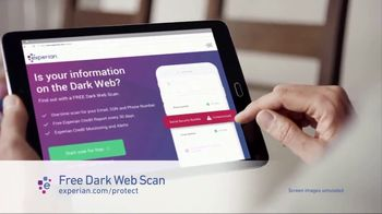 Experian Dark Web Scan TV Spot, 'Is Your Identity on the Dark Web?' - Thumbnail 8