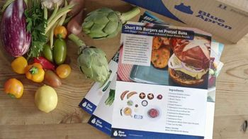 Blue Apron TV Spot, 'Farm-Fresh Ingredients: 50 Percent Off' - Thumbnail 10