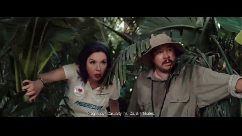 Progressive TV Commercial, 'Fluent in Insurance'
