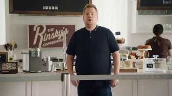 Keurig K-Café TV Spot, 'Variety' Featuring James Corden - Thumbnail 1