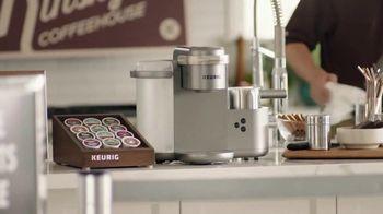 Keurig K-Café TV Spot, 'Variety' Featuring James Corden - Thumbnail 2