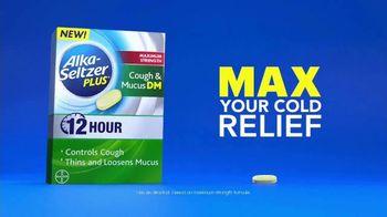 Alka-Seltzer Plus Maximum Strength Cough & Mucus DM TV Spot, 'Meeting' - Thumbnail 10