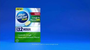 Alka-Seltzer Plus Maximum Strength Cough & Mucus DM TV Spot, 'Meeting' - Thumbnail 6