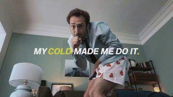 Alka-Seltzer Plus Maximum Strength Cough & Mucus DM TV Spot, 'Meeting'