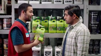 Lowe's TV Spot, 'Game Changer: Valspar Paints and Stains' - Thumbnail 3