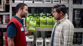 Lowe's TV Spot, 'Game Changer: Valspar Paints and Stains' - Thumbnail 4