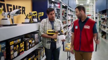 Lowe's TV Spot, 'Game Changer: Valspar Paints and Stains' - Thumbnail 6