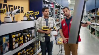 Lowe's TV Spot, 'Game Changer: Valspar Paints and Stains' - Thumbnail 8