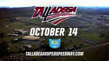 Talladega Superspeedway TV Spot, 'Fall 2018 Kids VIP Experience' - Thumbnail 10