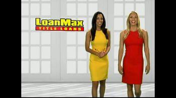 LoanMax Title Loans TV Spot, 'Fast Cash'
