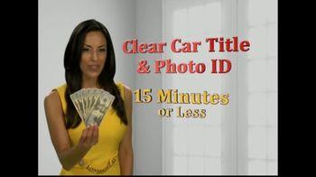 LoanMax Title Loans TV Spot, 'Fast Cash' - Thumbnail 4