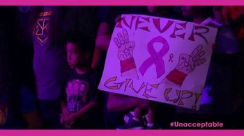 Susan G. Komen for the Cure TV Spot, 'WWE Network: Continued Partnership' Featuring Natalya and Naomi - Thumbnail 5
