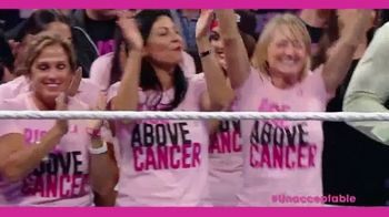Susan G. Komen for the Cure TV Spot, 'WWE Network: Continued Partnership' Featuring Natalya and Naomi - Thumbnail 6